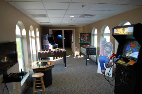 Kid's Game Room at League City Family Dentistry