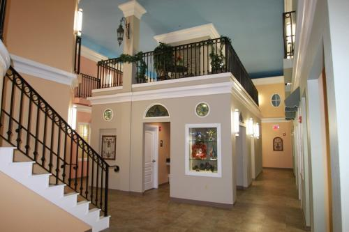Interior of League City Family Dentistry